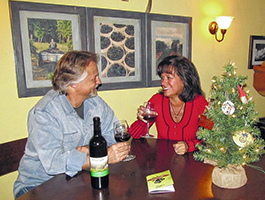 Brian & Mary Ann Guinn at Elkin Creek