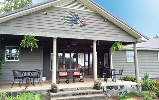 Wineries in Thurmond - McRitchie Winery & Ciderworks - Front