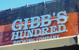 Gibb's Hundred - sign