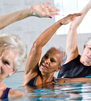 Exercise - Water Aerobics