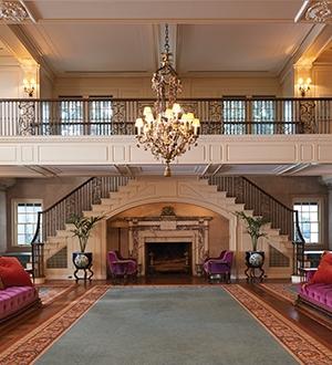 Reynolda House - Reception Hall