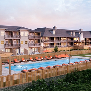 Sanderling Resort - Pool