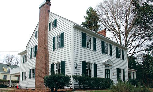 Arthur C. and Mary S. A. Nash House, Chapel Hill