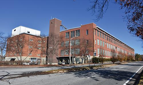R. J. Reynolds Tobacco Company Buildings 2-1 and 2-2, Winston-Salem