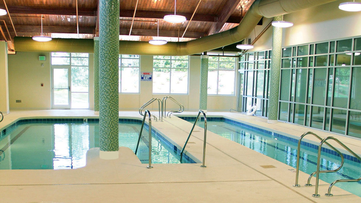 Arbor Acres - Independent Living - Aquatic Center