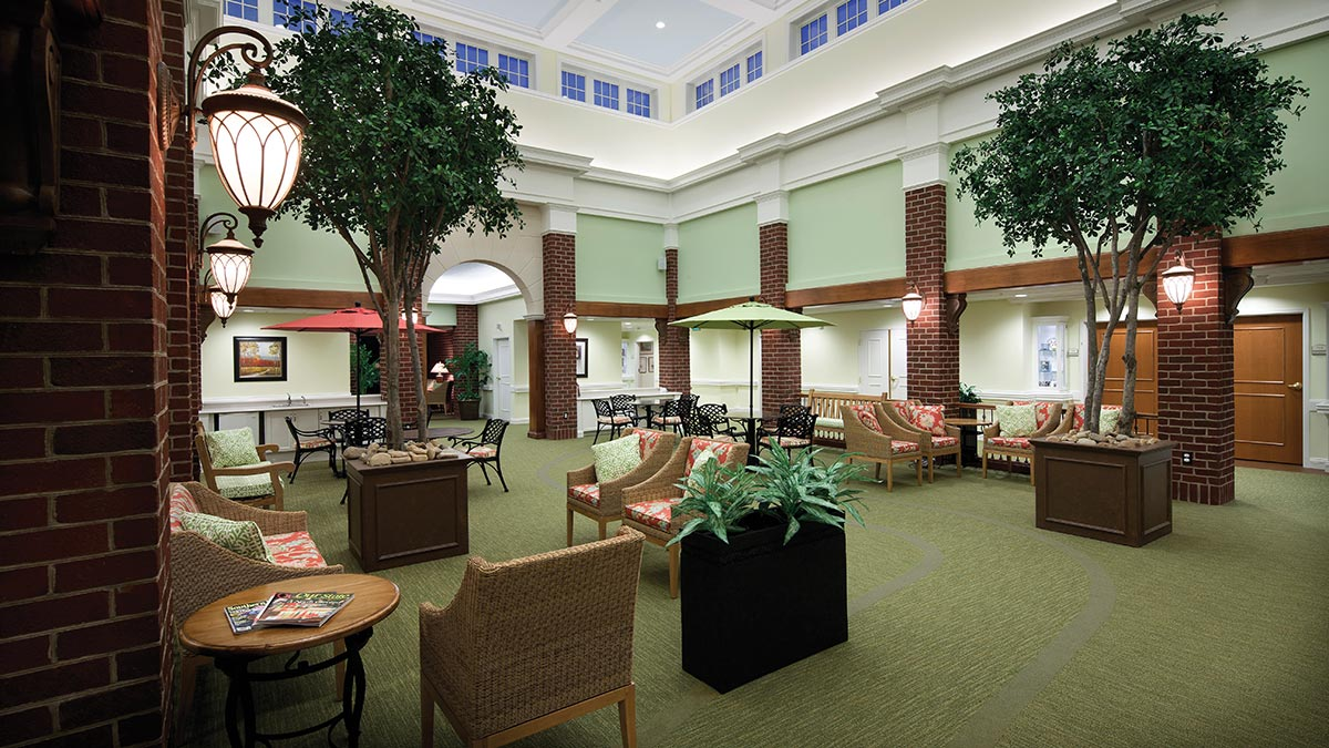 Arbor Acres - Memory Care - Gathering Room