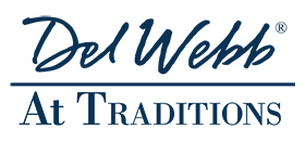 Del Webb at Traditions - Logo