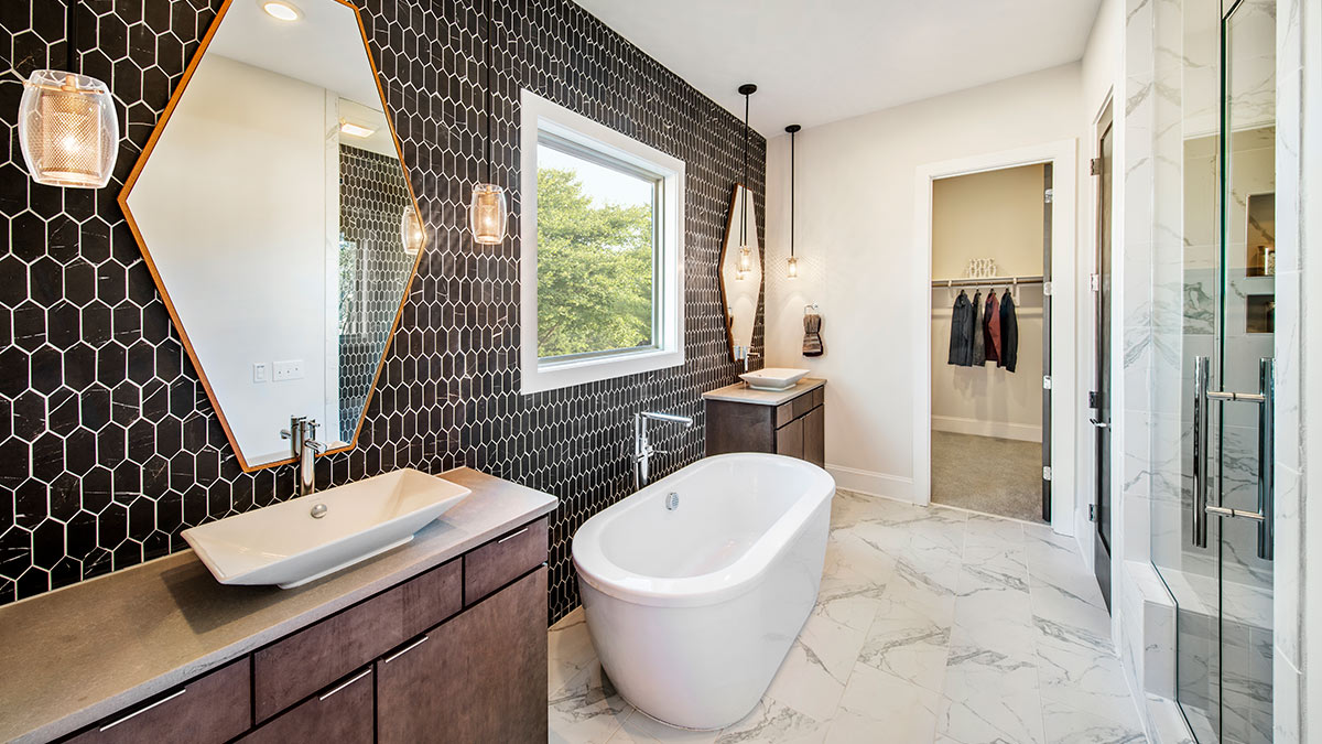 GlenPark - Waverly - Master Bath