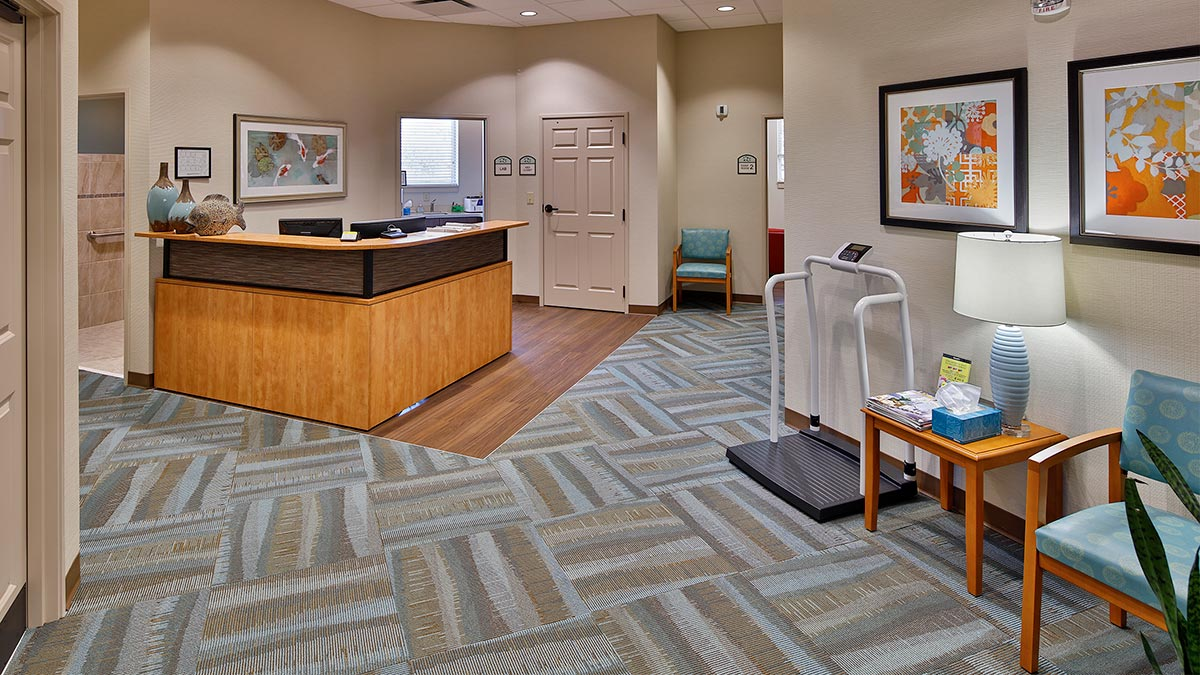 Bermuda Village - Rehabilitation & Nursing - Physical Therapy Addition - Clinic