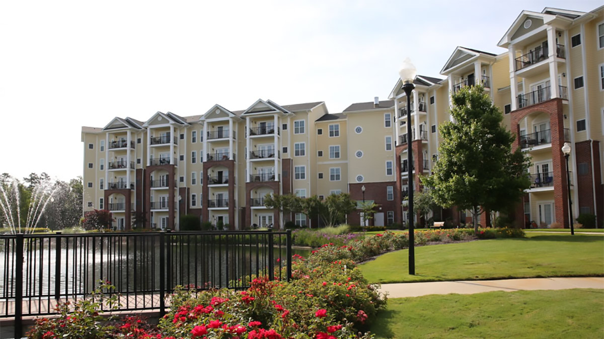 Cambridge Village of Apex - Independent Living - Exterior