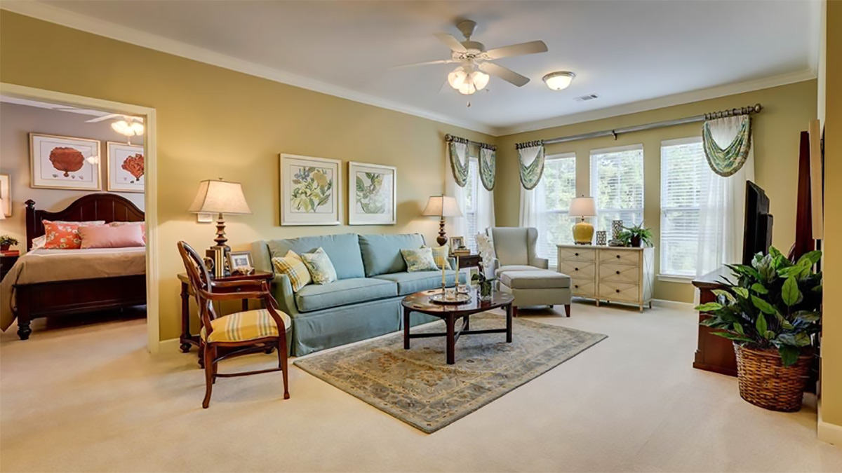 Cambridge Village of Apex - Independent Living - Interior