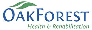 Oak Forest Health and Rehabilitation - Logo