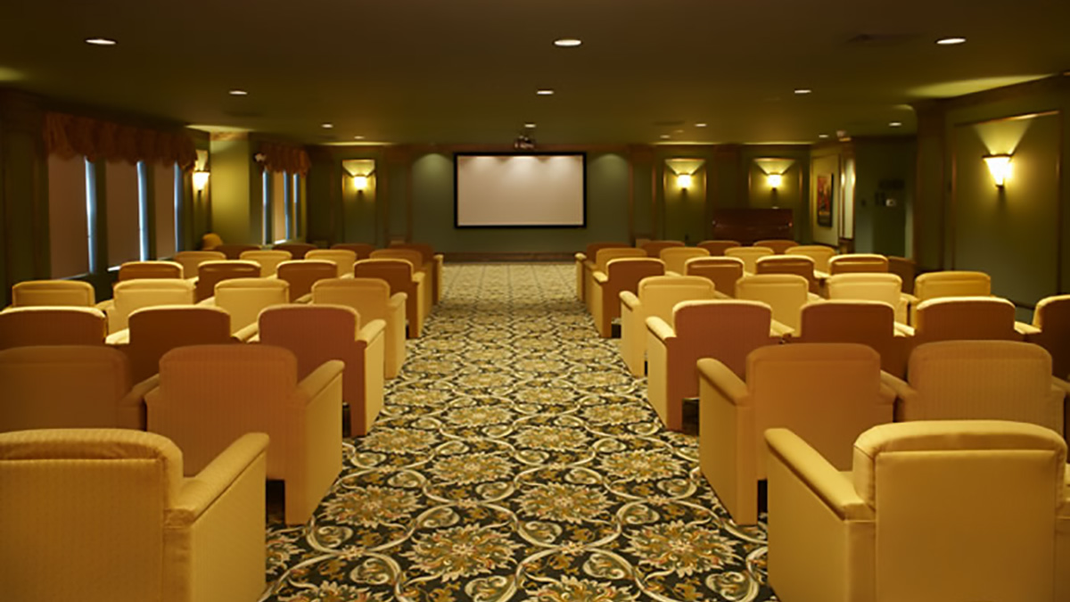 Preston Pointe - Independent Living - Theater