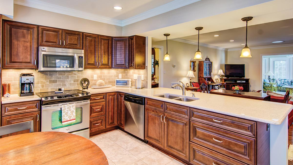 Salemtowne - Life Plan Community - Kitchen