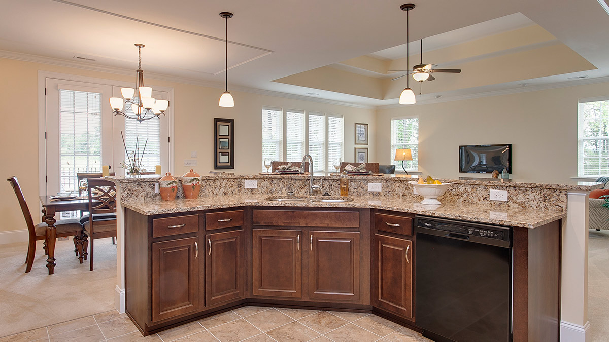 SearStone - Life Plan Community - Kitchen
