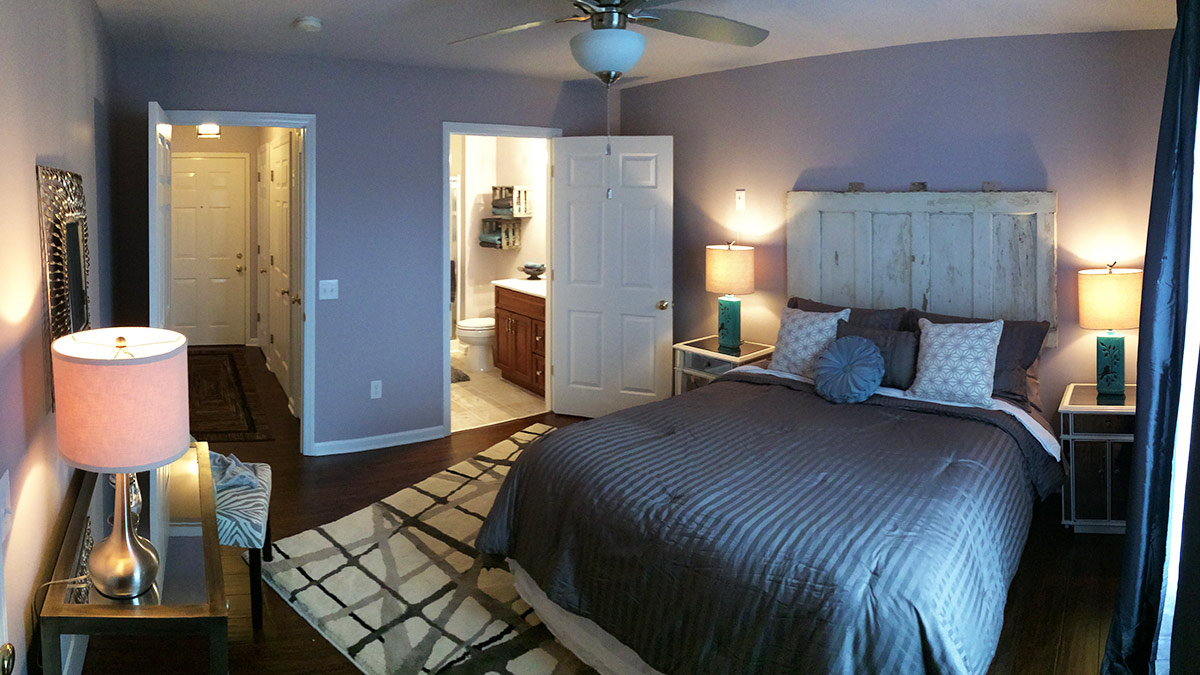 Windsor Point - Independent Living - Bedroom