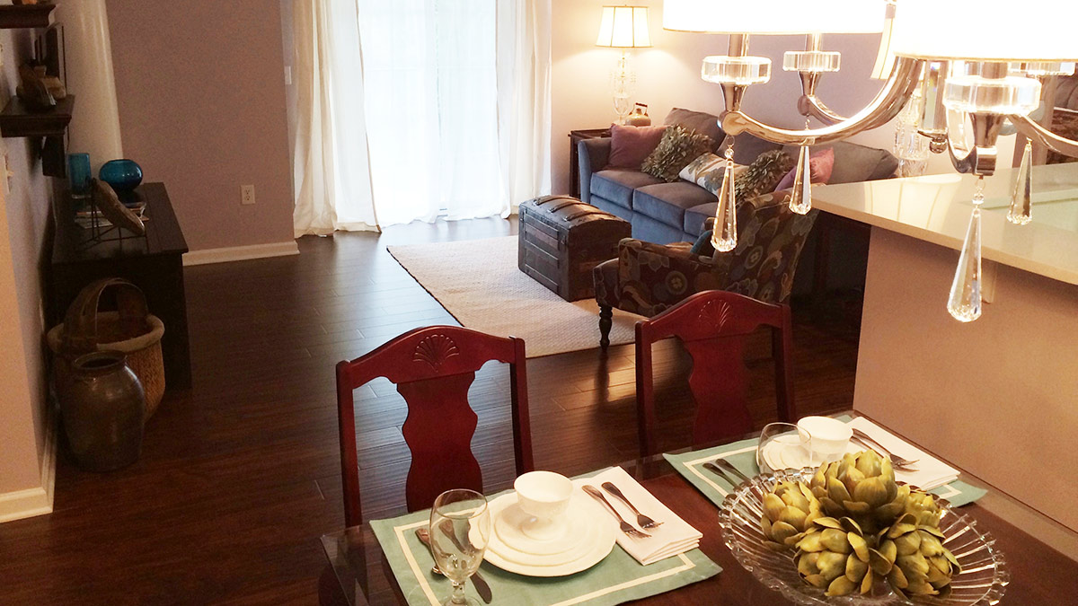 Windsor Point - Independent Living - Dining Room