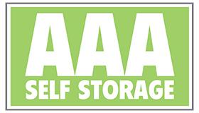 AAA Self Storage - Logo