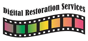 Digital Restoration Services - Logo