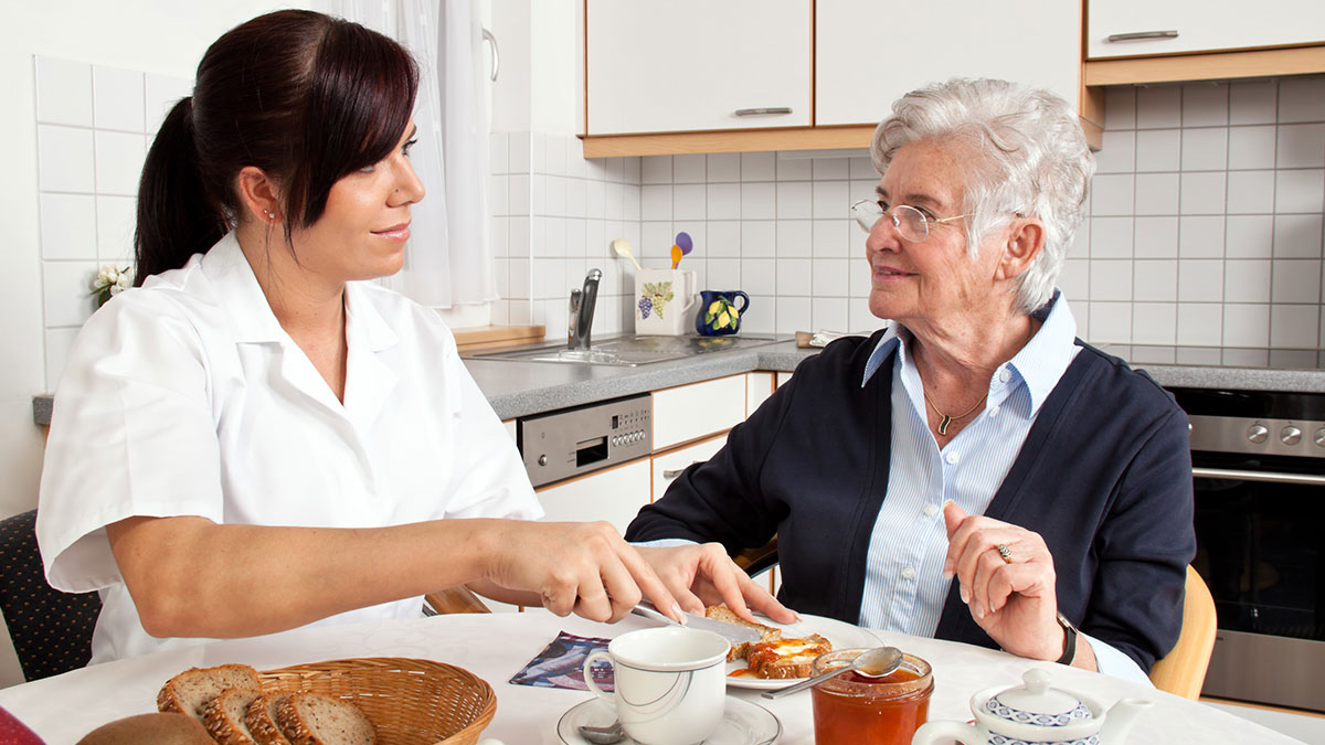 Well-Spring Solutions - In-Home Care
