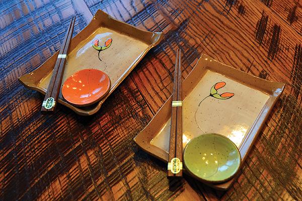 Creative Power - Sushi Trays