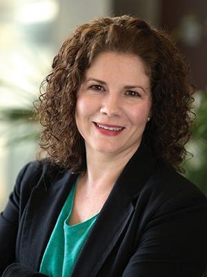 Dr. Corinne Auman - Headshot