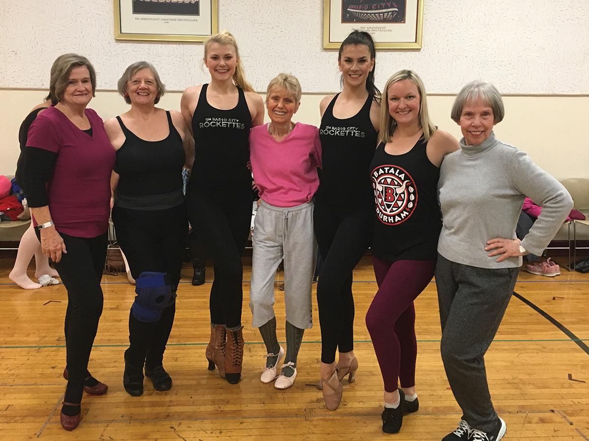 Golden Girls Dance Team