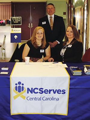NC Serves Central Carolina - Team