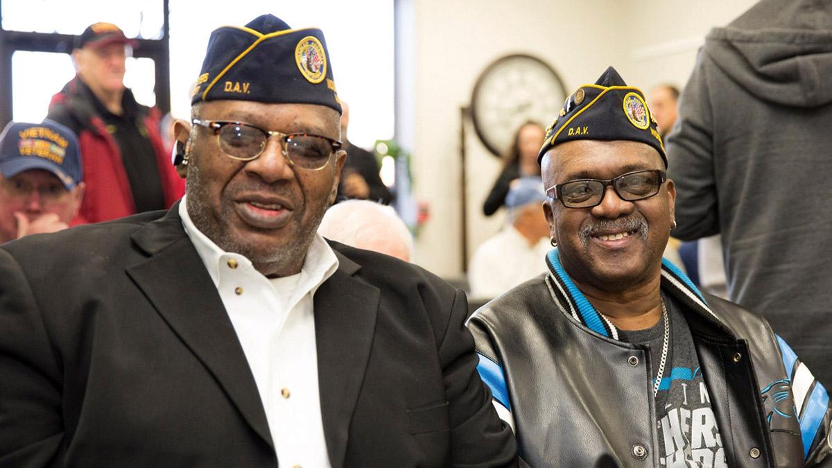 NC Serves Central Carolina - Veterans