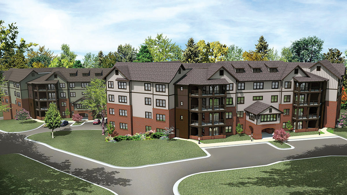 Salemtowne - Life Plan Community - Woodlands