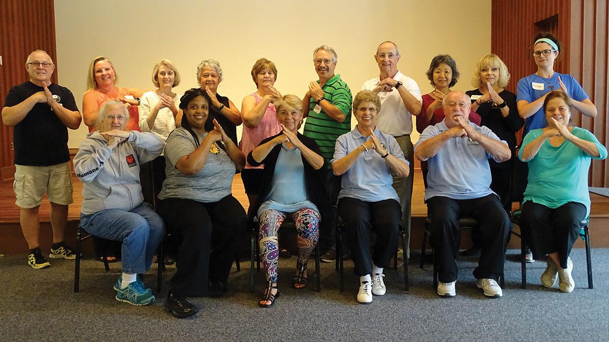 Shepherd's Center - Moving Meditation