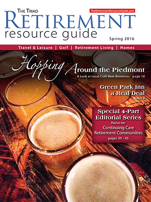 Triad RRG Spring 16 - Cover
