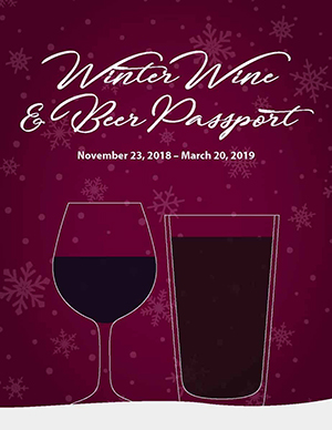 Yadkin Valley Wine & Beer Passport