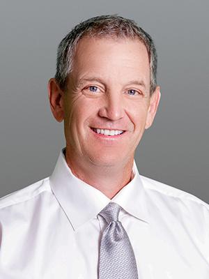 Dr. Tom Monaghan - Headshot