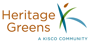 Kisco Senior Living - Heritage Greens - Logo
