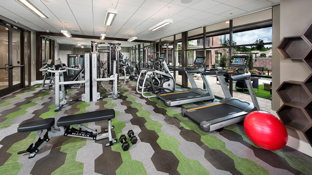 Overture Centennial - Clubhouse Fitness