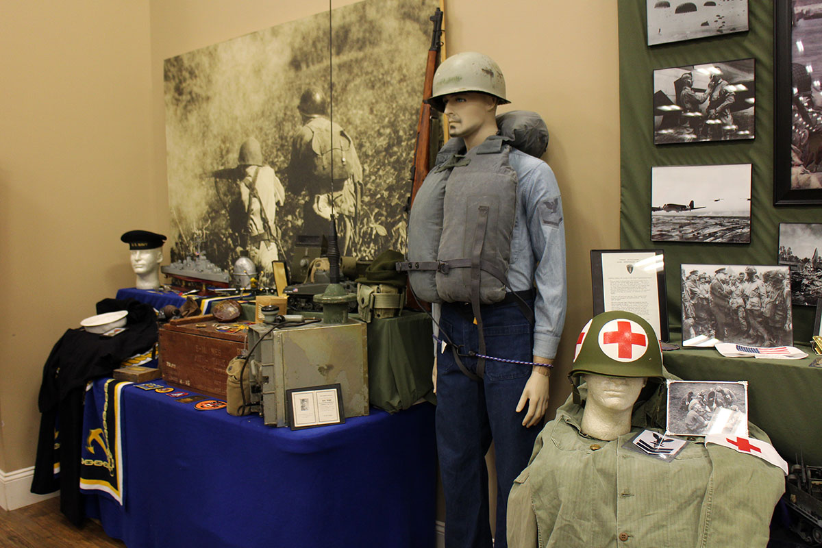 D Day Event - Display