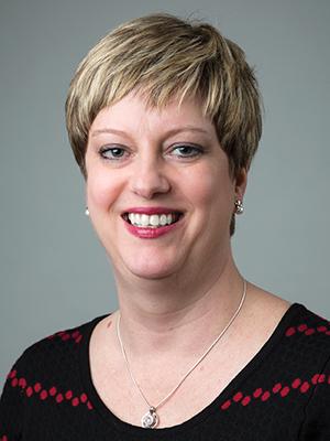 Dr. Beth Hodges - Headshot