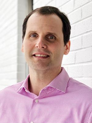 Dr. Mark Watson - Headshot