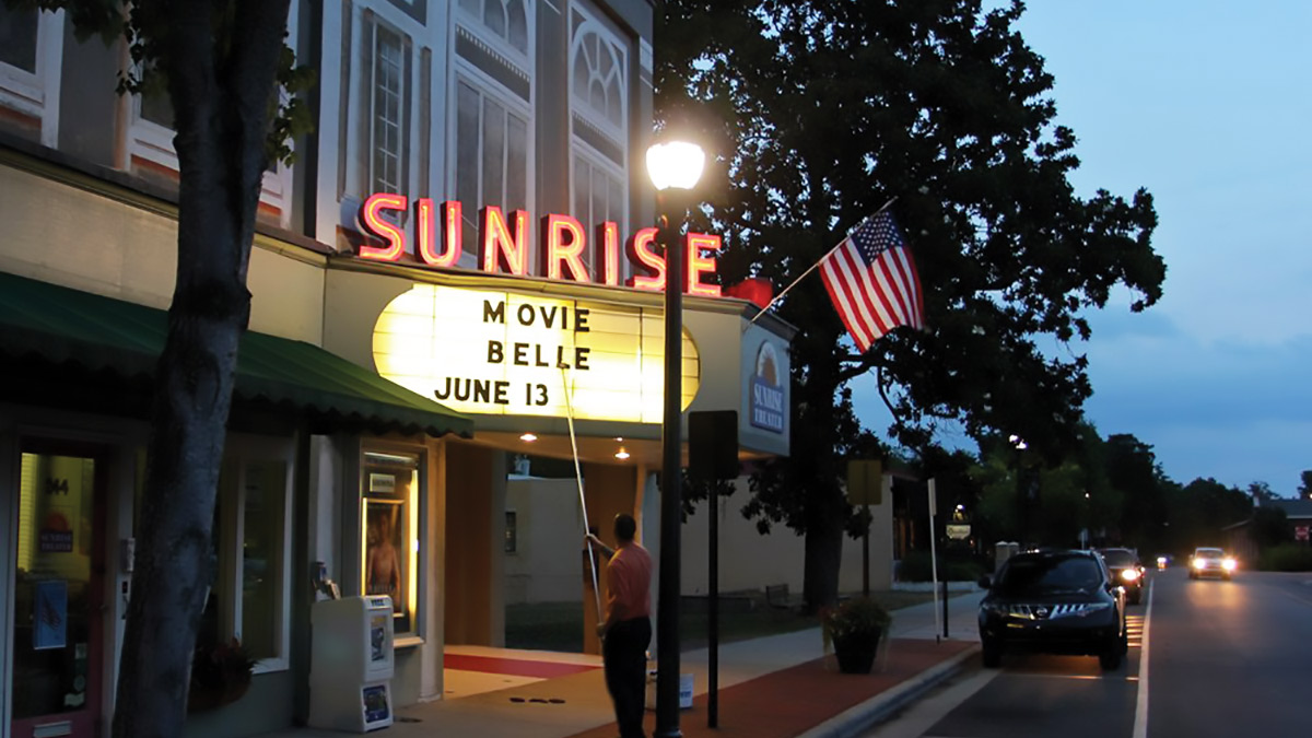 Southern Pines - Sunrise Theatre