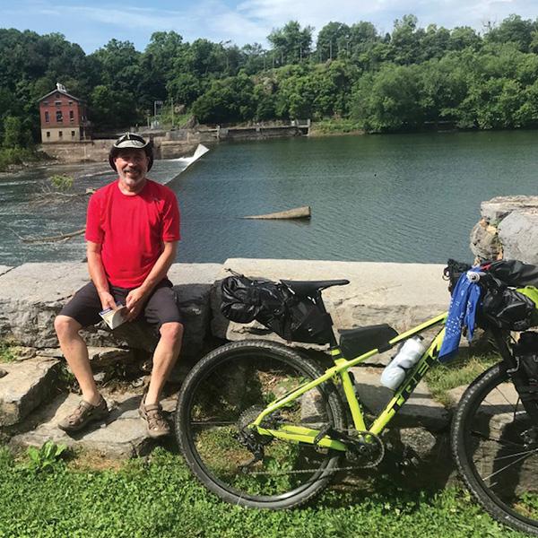 Cycling - Chesapeake-Ohio Tow Path