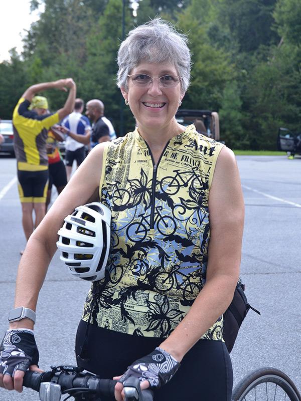 Cycling - Deborah Tollefson