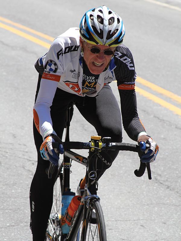Cycling - Ross Mason - Climbing Camp