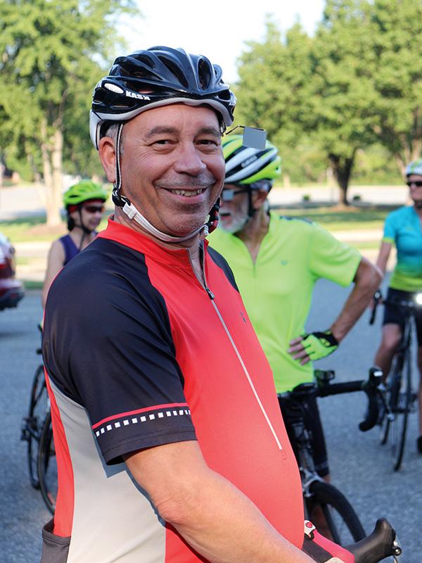 Cycling - Steve Hudson