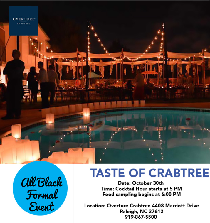 Overture Crabtree - Taste of Crabtree