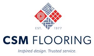 CSM Flooring - Logo