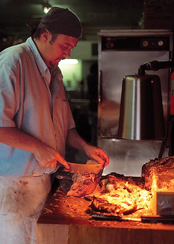 Lexington Barbecue - Chef