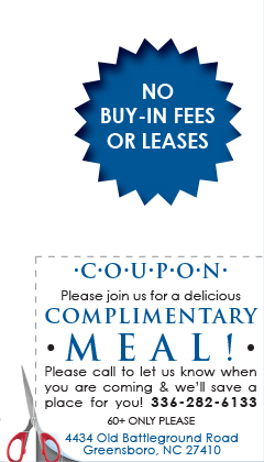 Carolina Estates - Jump into the New Year Coupon