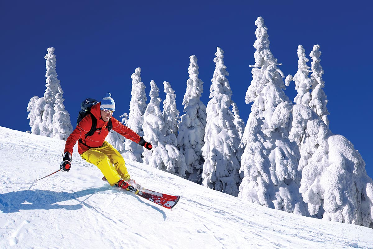 High Country - Skiing
