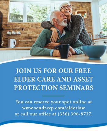 The Elderlaw Firm - Elder Care & Asset Protection Seminar